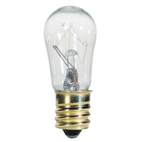 specialty light bulbs westinghouse s6 6 watt candelabra base incandescent l