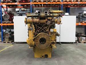 Caterpillar 3512 Dita Diesel Engine