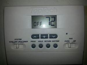 No Defrost In Heating Mode