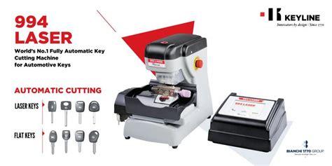 Car Key Laser Cut In Hamilton