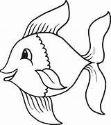 Hook Coloring Fishing Fish Getdrawings sketch template