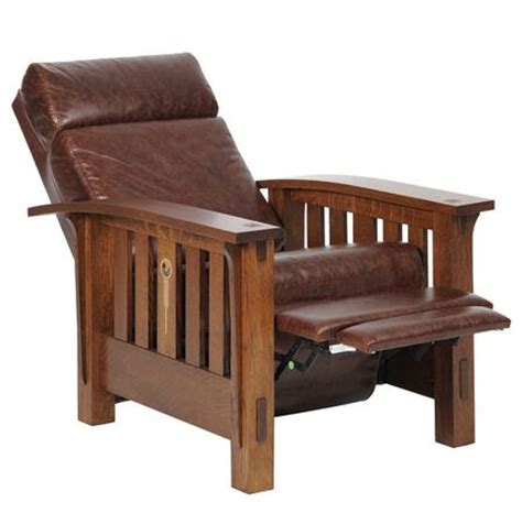 Mission Morris Chair Recliner by Trees We And Mission Furniture On