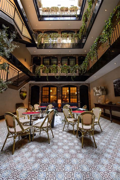 sohos broome hotel   american inn  deep french roots ny daily news