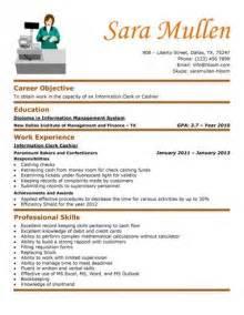 resume description for gas station cashier cashier resume templates 16 free sles