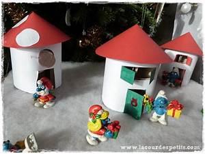 Village De Noel Miniature : un village de no l fabriquer avec les enfants la cour des petits ~ Teatrodelosmanantiales.com Idées de Décoration