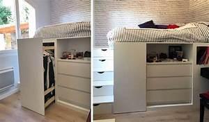 Dressing Gain De Place 4 Solutions D Architectes Pour