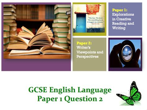 Learn vocabulary, terms and more with flashcards, games and other study tools. AQA GCSE English Paper 1 Question 2 revision   Teaching Resources