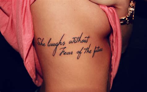 rib tattoos  girls design ideas tattoos