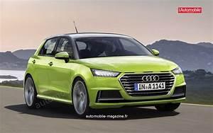 Nouvelle Audi A1 : rendez vous le 20 juin pour d couvrir la nouvelle audi a1 ~ Melissatoandfro.com Idées de Décoration