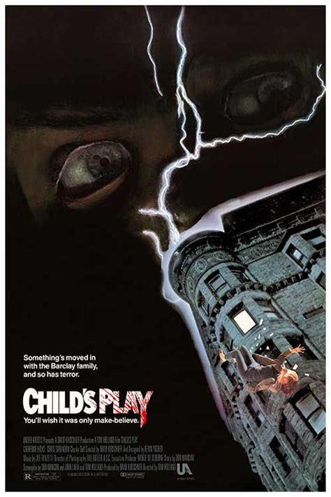 childs play  posters   poster warehouse