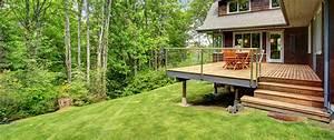 Jardin En Pente Raide : comment am nager un jardin en pente ~ Melissatoandfro.com Idées de Décoration
