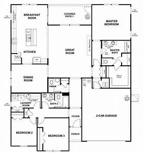 New richmond american homes floor plans new home plans for American floor source