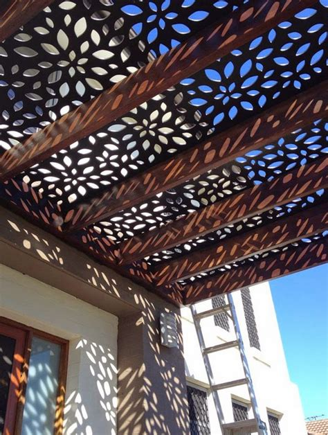 pergola canopy and pergola covers patio shade options