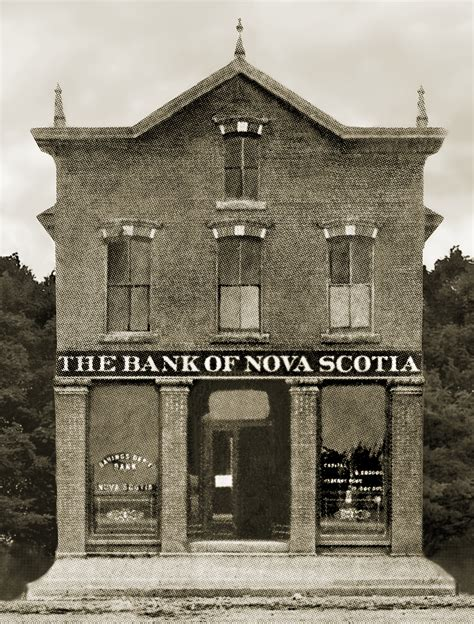 bank  nova scotia main street   imagine