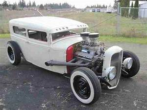 Ford 1930 Hot Rod : sell used 1930 ford model a 2 door sedan hot rod rat rod ~ Kayakingforconservation.com Haus und Dekorationen