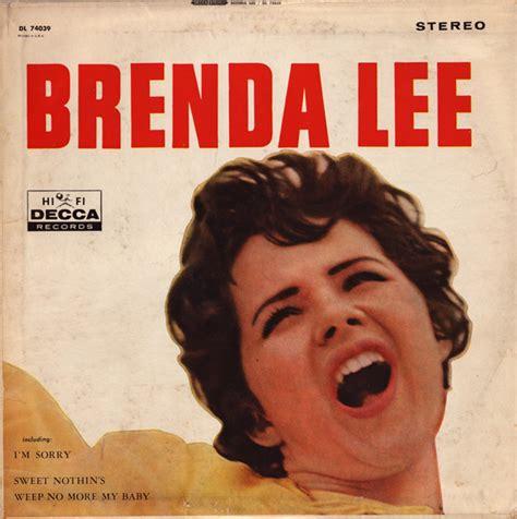 brenda lee album covers brenda lee brenda lee vinyl lp album at discogs