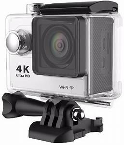Action Cam 4K Ultra HD 12MP Waterdicht Met WIFI