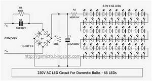 Dimmer Circuit For Led Bulbs