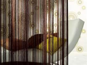 Rideau Court Fenetre : latest rideaux de fils with rideau court fenetre ~ Teatrodelosmanantiales.com Idées de Décoration