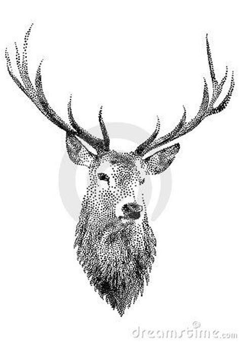 Whitetail Deer Shedding Velvet by Best 25 Deer Head Tattoo Ideas On Pinterest Reindeer