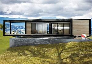 asian paints building design : Modern Modular Home