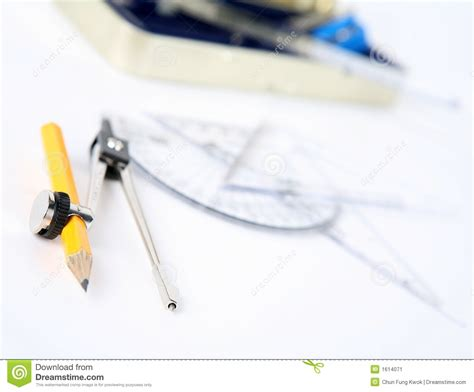 outils de bureau outils de bureau image stock image 1614071