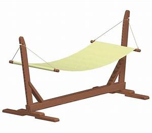 Hammock Stand Plans PDF - WoodWorking Projects & Plans