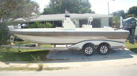 Ranger 2410 Bay Boat For Sale by 2009 Ranger 2410 Bay The Hull Boating And