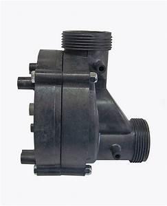 Bathtub Pump  Wet End  3  4hp Complete W   Impeller  U0026 Seal