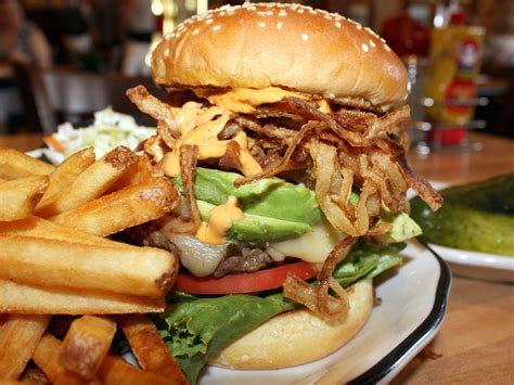 usa cuisine the best burgers in 16 major cities around the us