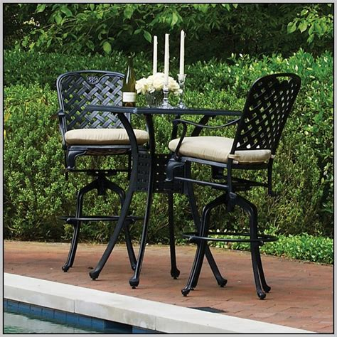 balcony height patio dining sets patios home design