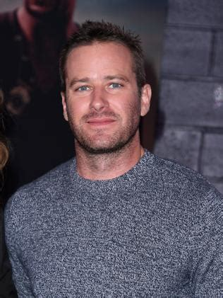 Armie Hammer's secret life fuelled by alcohol, BDSM and ...