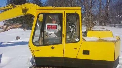 Mitsubishi Excavator by 1983 Mitsubishi Excavator 10 000 In Orrington Maine