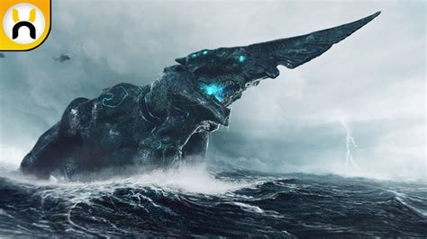 Knifehead Category 3 Kaiju Explained  Pacific Rim