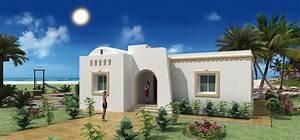 construire en tunisie avec les plans de maisons rayan avec With modele de maison a construire en tunisie
