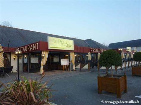 restaurant mont st michel le pr 233 sal 233 le restaurant du mercure du mont michel picture of le pre sale mont