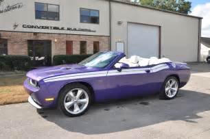 Dodge Charger Convertible 2017 by Dodge Challenger Convertible Drop Top Customs