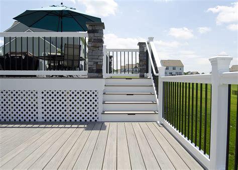 custom timbertech deck harrisburg pa  sq ft