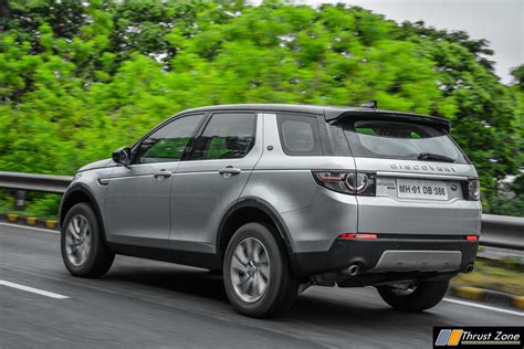 Review Land Rover Discovery Sport by 2018 Land Rover Discovery Sport India Review Drive