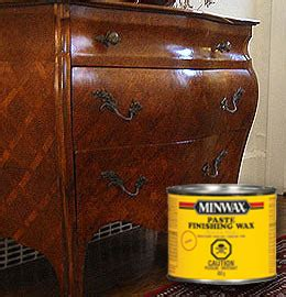 Minwax Paste Finishing Wax Specialty Products