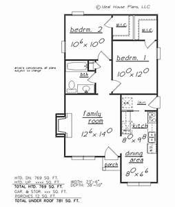 Plan, 13, U2013, Ideal, House, Plans