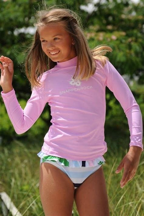 set of two touch ls conjunto de swim shirt y snapper rock pinterest