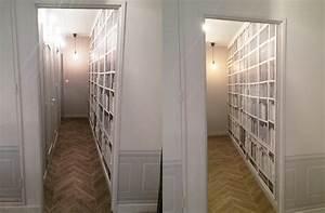 Papier Peint Pour Couloir : papier peint original d coration murale en dition limit e ~ Melissatoandfro.com Idées de Décoration