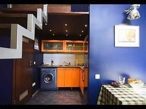 Kleine Wohnung Einrichten Ideen : kleine wohnung gestalten kleine wohnung einrichten ideen wohnung planen youtube ~ Sanjose-hotels-ca.com Haus und Dekorationen