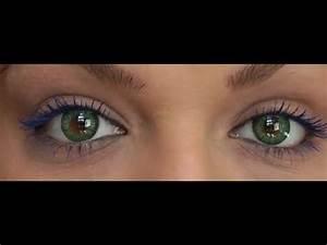 Farbige Kontaktlinsen Auf Rechnung : farbige kontaktlinsen test projekt youtube ~ Themetempest.com Abrechnung