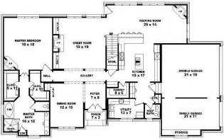 5 bedroom house plans 2 story 653997 two story 4 bedroom 3 5 bath style house plan house plans floor plans home