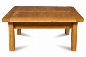 Table De Salon Carrée : table basse carr e en ch ne massif gamme la bresse hellin ~ Teatrodelosmanantiales.com Idées de Décoration