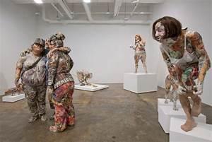 Sculptures Of People