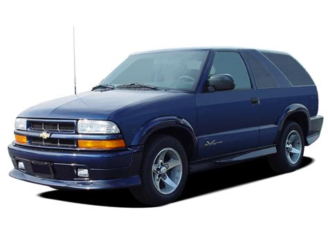 2004 Chevrolet Blazer Reviews And Rating  Motor Trend