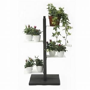 Porte Plante Interieur Design : porte plantes de design moderne zia flora ~ Teatrodelosmanantiales.com Idées de Décoration
